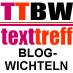 Texttreff-Logo Blogwichteln