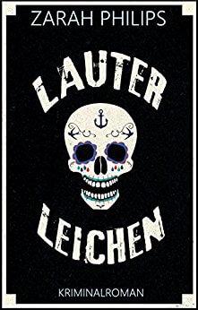 Das Cover zeigt einen weißen Totenschädel auf schwarzem Hintergrund
