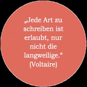 Zitat von Voltaire