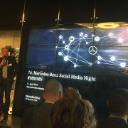 Digital Eventmarketing – Markus Besch, Veranstalter und Moderator der #MBSMN kündigt den Vortrag des Geschäftsführers der XING Events GmbH, Prof. Dr. Cai-Nicolas Ziegler, an.